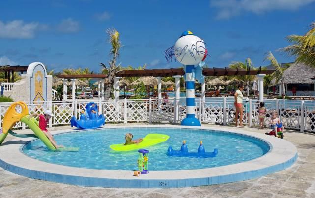 Meliá Las Dunas - Piscina para niños - Pools