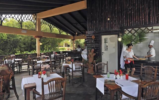 Meliá Las Dunas - Restaurantes Mi Conuco - Restaurantes