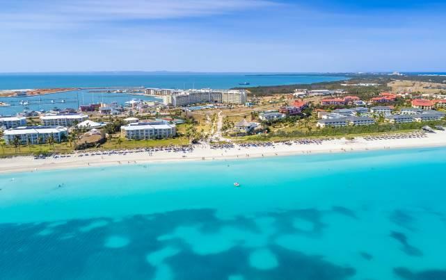 Meliá Marina Varadero Hotel - Playa Varadero - Stranden