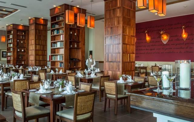 Meliá Marina Varadero - Restaurante Don Ernesto - Restaurantes