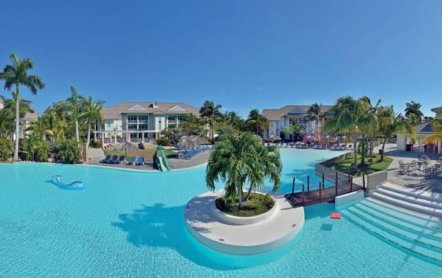 Meliá Península Varadero - Piscina de niños - Swimmingpools