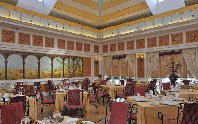 Meliá Península Varadero - Restaurante Tocororo - Рестораны