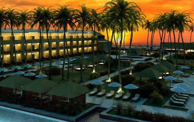 Meliá Trinidad Península - Meliá Trinidad Playa -  Puesta de Sol - Generales