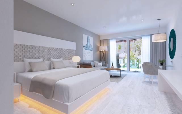 Meliá Trinidad Playa - DELUXE SWIM-UP - Habitaciones