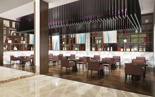 "Paradisus Los Cayos - Bar Lobby Bar ""Kristal"" - Bars"