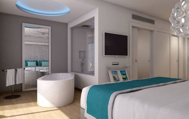 Paradisus Los Cayos - JUNIOR SUITE SERVICIO REAL -  Zimmer