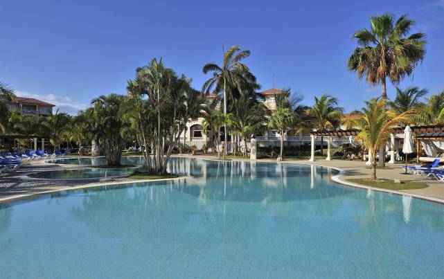 Paradisus Princesa del Mar Resort & Spa - Piscina - Swimmingpools
