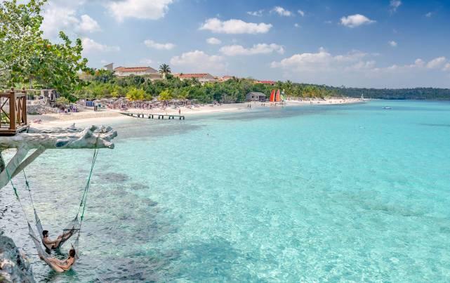 Paradisus Río de Oro Resort & Spa - Playas Playa Esmeralda - Stranden
