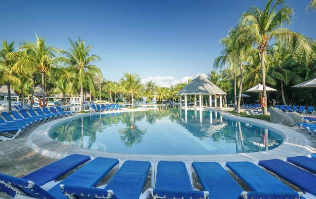 Paradisus Río de Oro Resort & Spa - Piscinas  - Бассейны