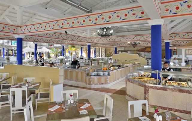 Paradisus Río de Oro Resort & Spa - Restaurante La Ceiba - Рестораны