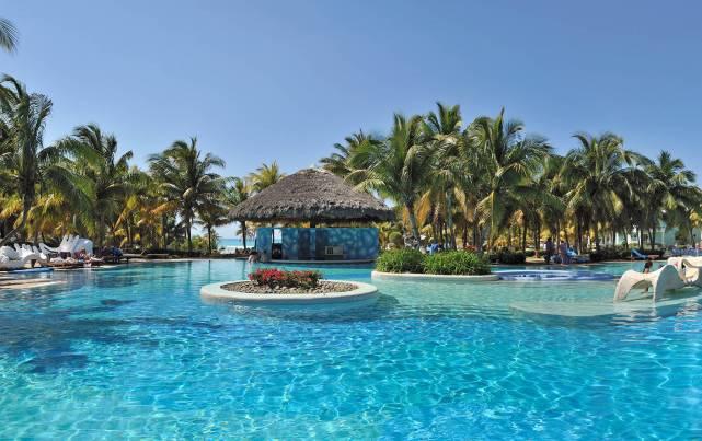 Paradisus Varadero Resort & Spa - Piscina de actividades - Piscines