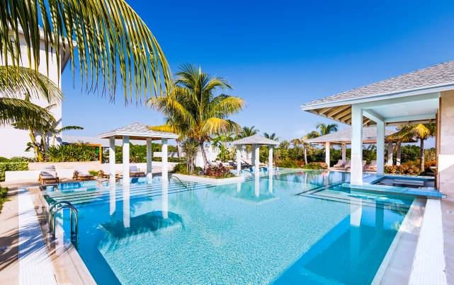 Royal Service at Paradisus los Cayos - Piscina - Swimmingpools