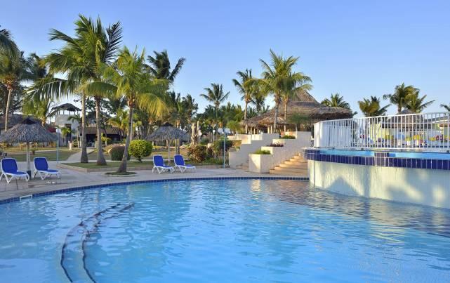 Sol Cayo Coco - Vista piscina - Generales