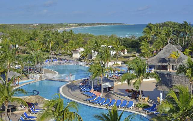Sol Cayo Coco - Piscina - Swimmingpools