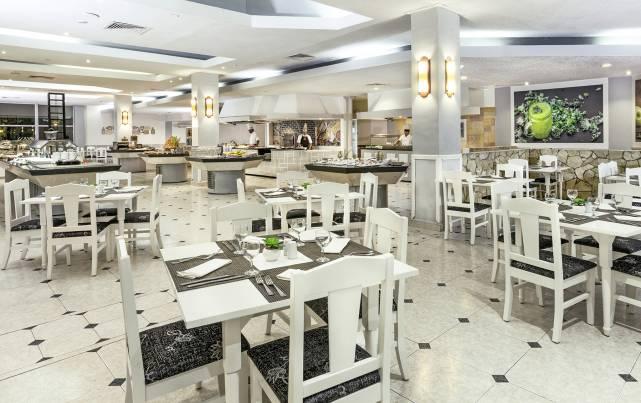 Sol Cayo Coco - Restaurante La Arcada - Restaurantes