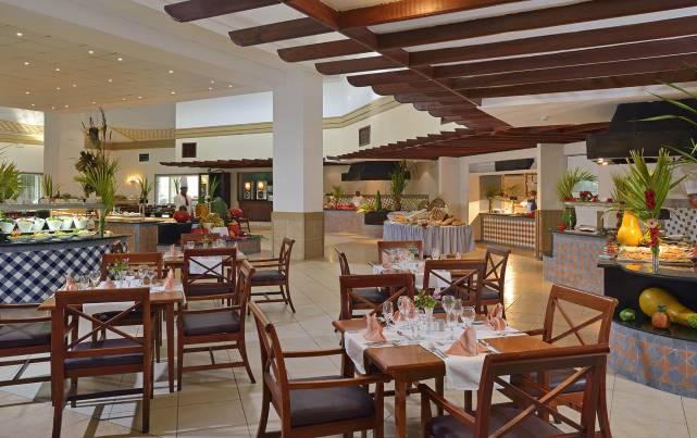 Sol Cayo Guillermo - Restaurante El Edén - Restaurants
