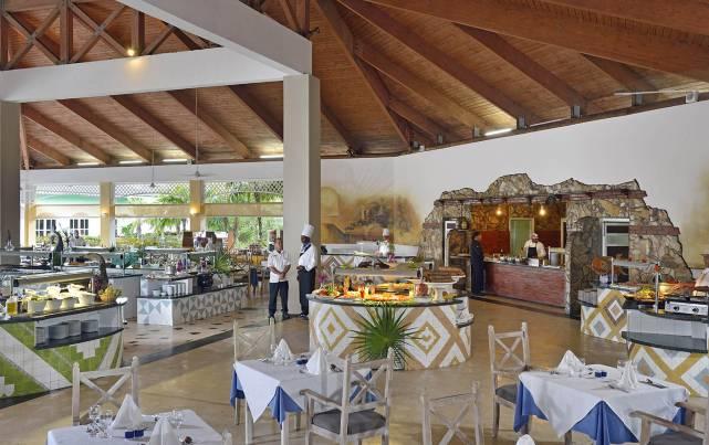 Sol Cayo Largo - Restaurante Las Dunas - Рестораны