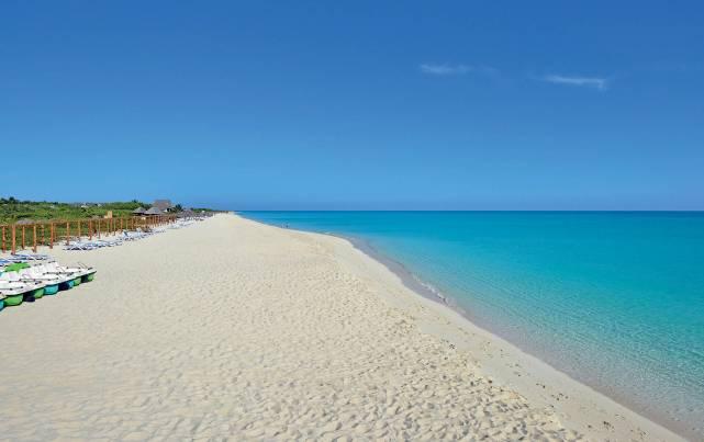 Sol Cayo Santa María - Playa Santa María - Plages