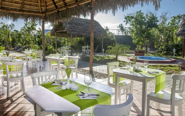 """Sol Cayo Santa María - Restaurante Club Cubano """"Los Flamencos"""" - Restaurants"""