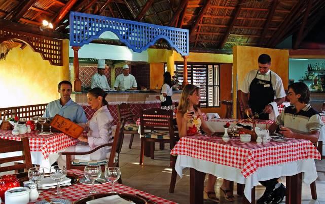 Sol Palmeras - Restaurante El Criollo - Рестораны