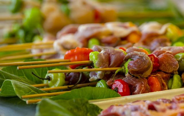 Sol Varadero Beach - Restaurantes MARKET GRILL - Restaurants
