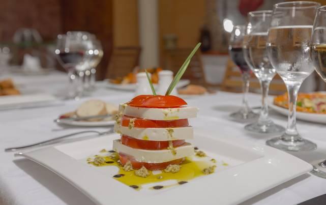 Sol Varadero Beach - Restaurantes PAROLE - Restaurantes