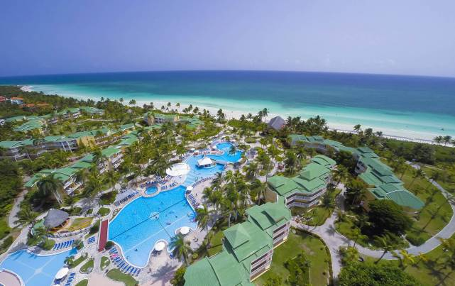 Tryp Cayo Coco - Aerial view - Generals