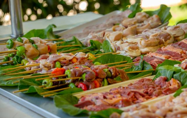 Tryp Cayo Coco - Grill La Cabana - Restaurantes