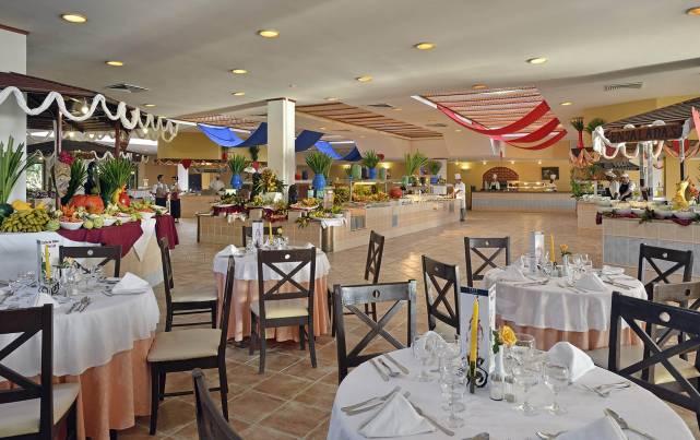 Tryp Cayo Coco - Restaurante Los Taguascos - Restaurants