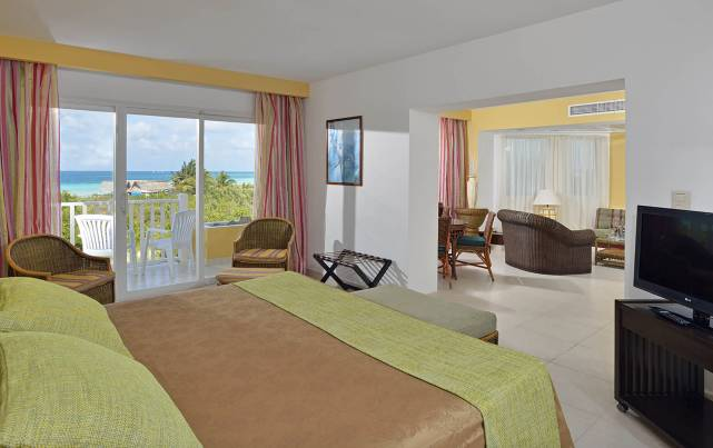 Tryp Cayo Coco - Suite -  Zimmer