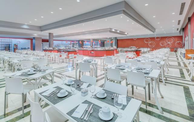 Tryp Habana Libre - Restaurante Las Antillas - Restaurantes