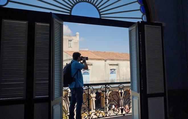La lumière de La Havane