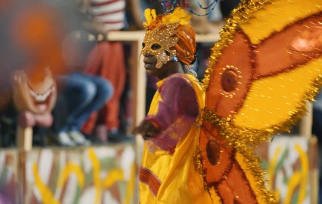 Die Farben des Karnevals