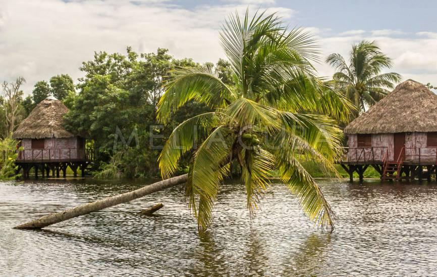 Complejo turístico Guamá (Ciénaga de Zapata)