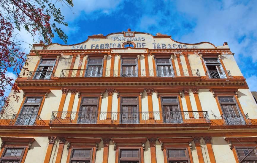 Fábrica de Tabacos Habana Vieja