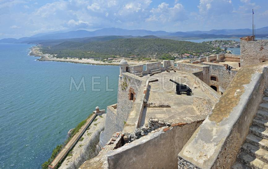 Замок Сан-Педро-де-ла-Рока (Эль-Морро)