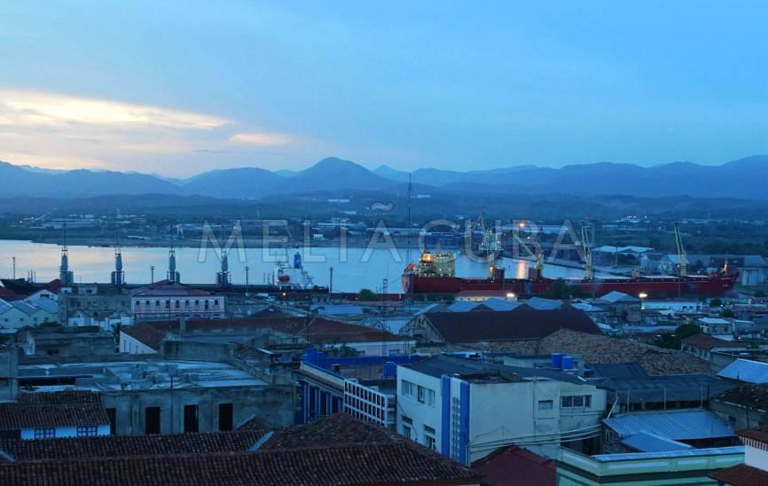 Порт Сантьяго-де-Куба