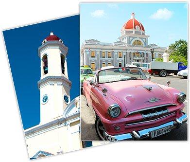 Guía de Сьенфуэгос by Meliá Cuba