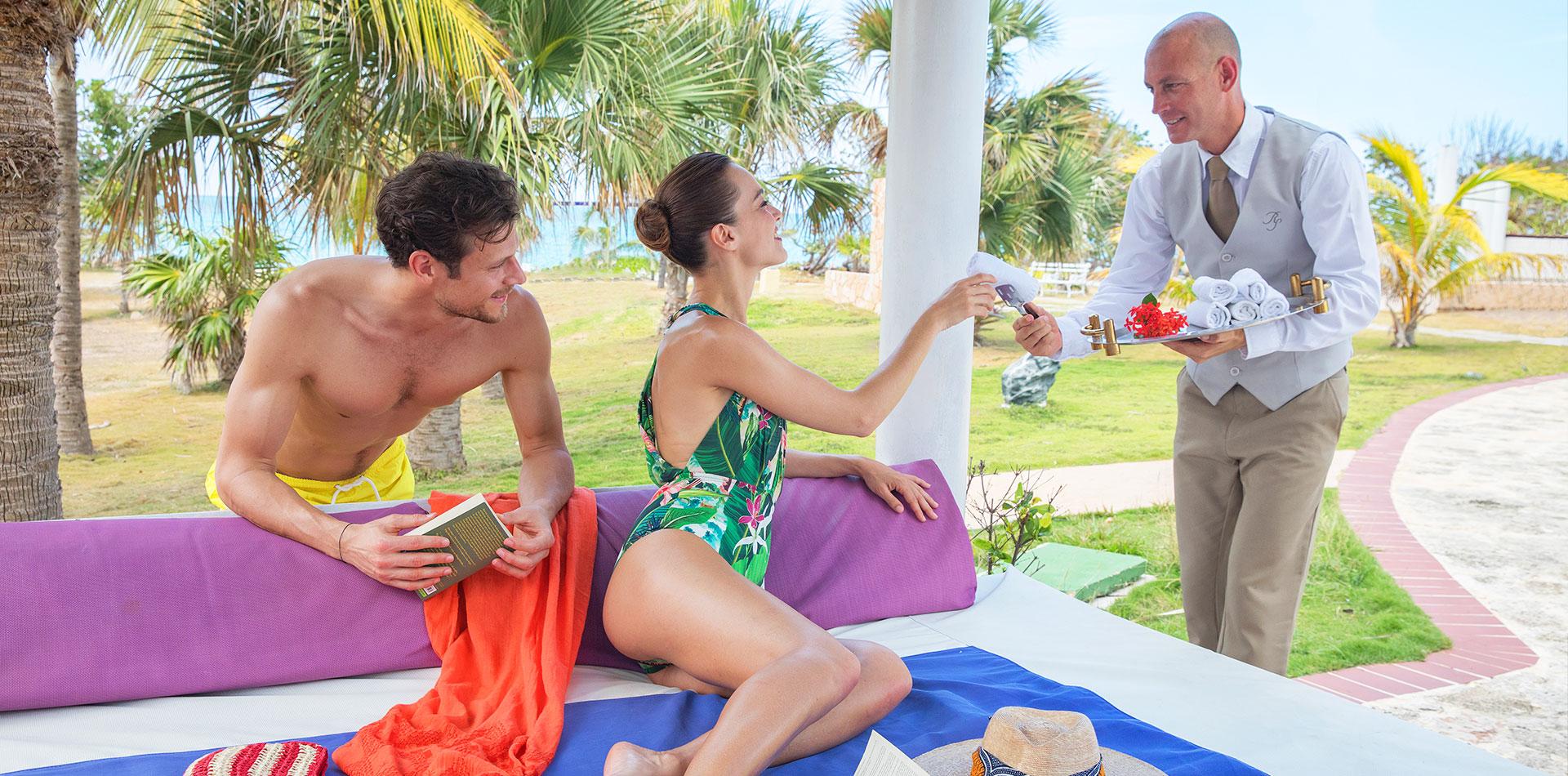 Resort Credit by Paradisus Cuba !Hasta 1000 USD extra en tu viaje!